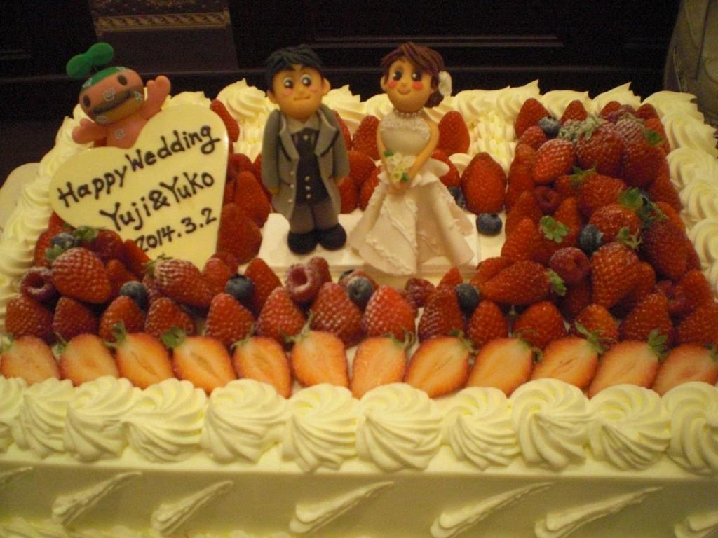 この度、3月に結婚しました♥