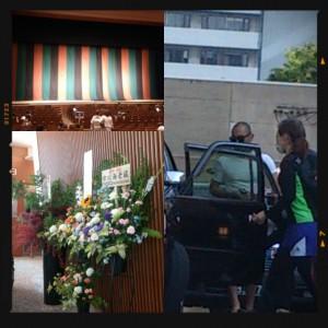 19日、歌舞伎市川海老蔵の公演を見に行ってきました!