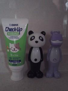 お気に入り歯ブラシ♥