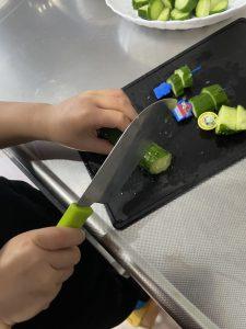 料理男子②