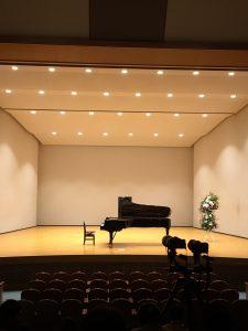 ピアノの発表会